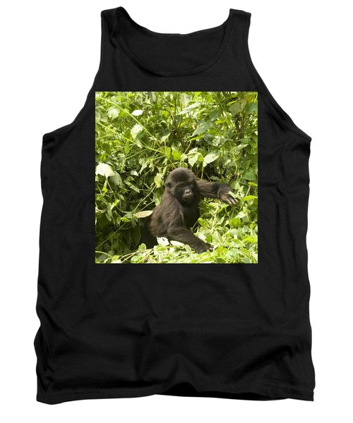 Tank Top featuring the photograph Into The Light by Liz Leyden