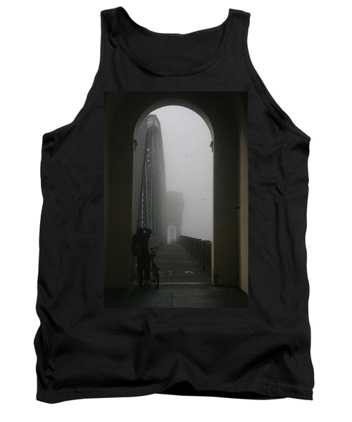 Into The Void Tank Top