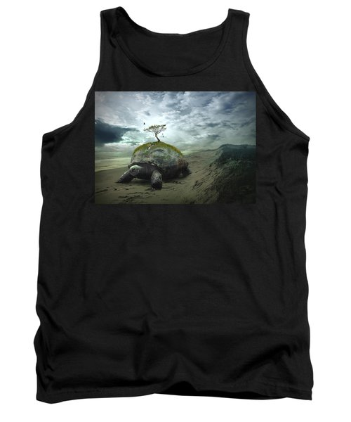 Iroquois Creation Story Tank Top