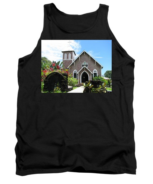 Island Church Tank Top