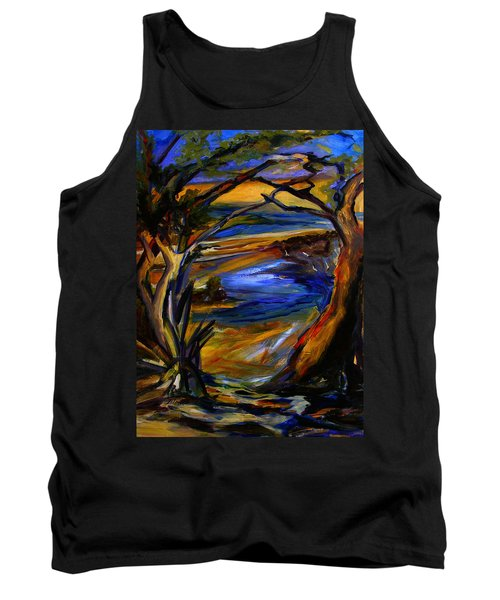 Island Waters St. Kitts Tank Top