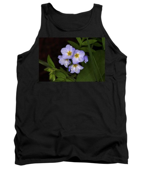 Tank Top featuring the photograph Jacobs Ladder by Alan Vance Ley