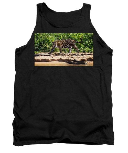 Jaguar River Walk Tank Top