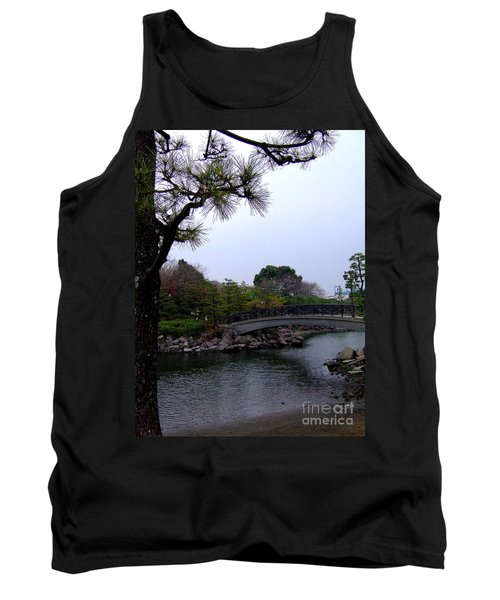 Tank Top featuring the photograph Japan by Andrea Anderegg