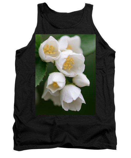 Jasmin Flowers Tank Top