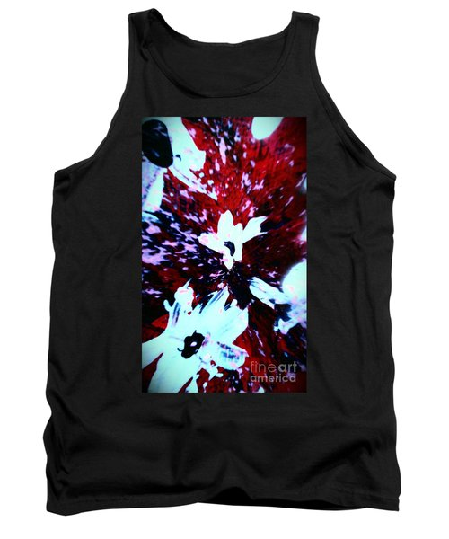 Tank Top featuring the painting Jasmine In My Mind  by Jacqueline McReynolds