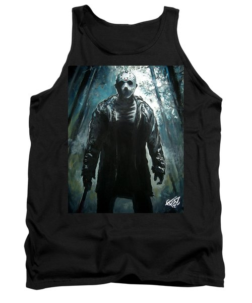 Jason Tank Top by Tom Carlton