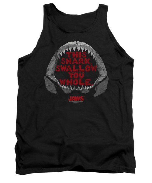 Jaws - This Shark Tank Top