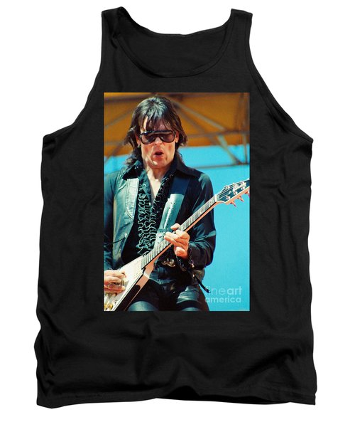Jay Geils Of The J Geils Band- Day On The Green July 4th 1979 Tank Top