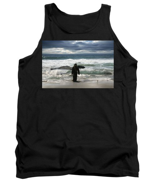 Jesus Christ- Behold I Come Quickly Tank Top