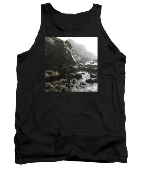 Jesus Christ- He Comforts Us In All Our Troubles Tank Top