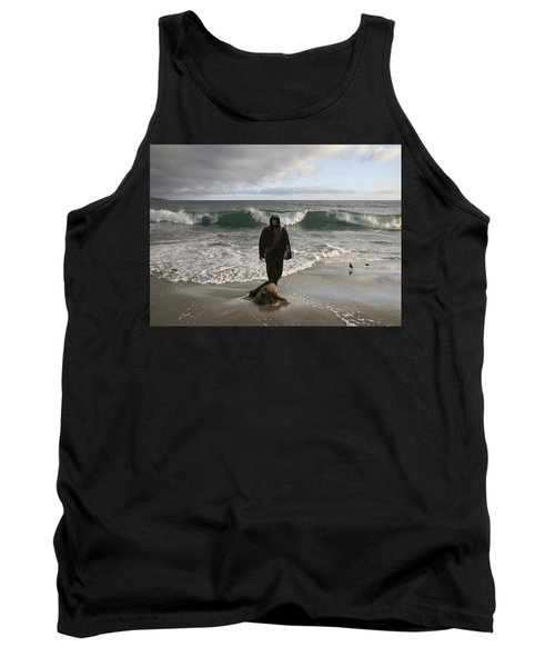 Jesus Christ- I Love You So Much Don't Cry I'm Here Tank Top