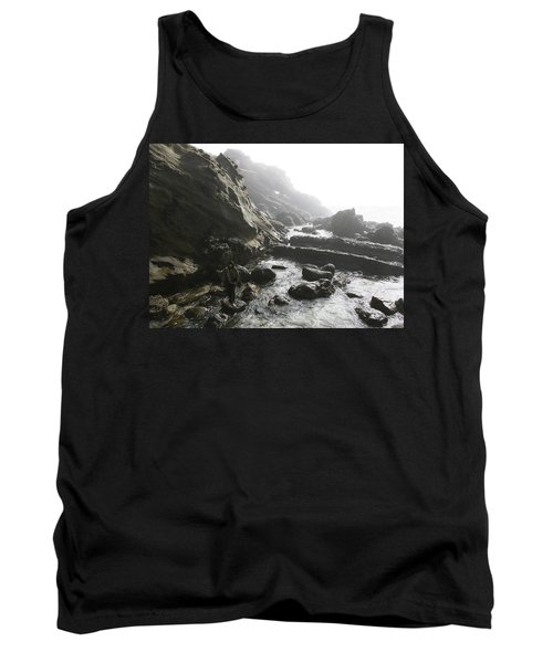 Jesus Christ- In The Presence Of Angels Tank Top