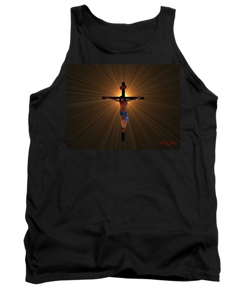 Jesus Christ Tank Top