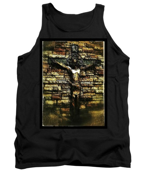 Jesus Coming Into View Tank Top