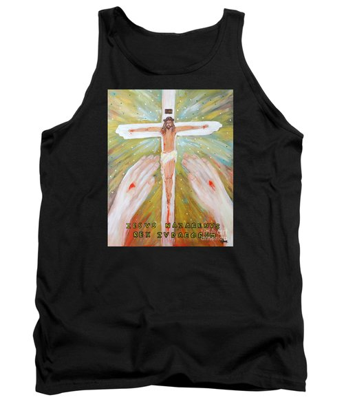 Jesus - King Of The Jews Tank Top