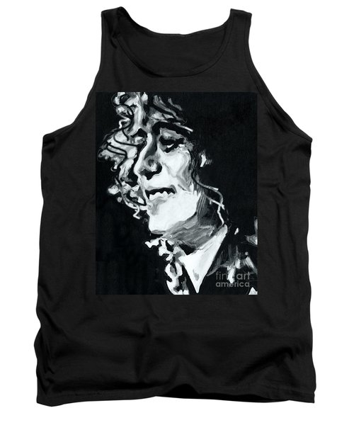Jimmy Page - Magic Riff Mastermind Tank Top