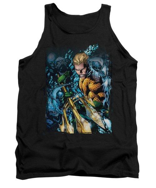 Jla - Aquaman #1 Tank Top