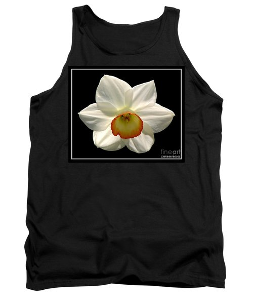 Tank Top featuring the photograph Jonquil 1 by Rose Santuci-Sofranko