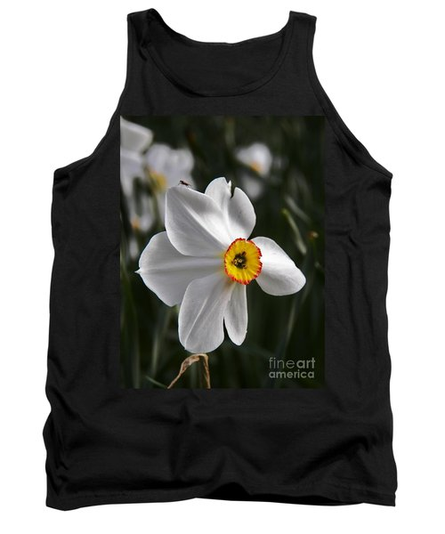 Jonquil Tank Top by Judy Via-Wolff