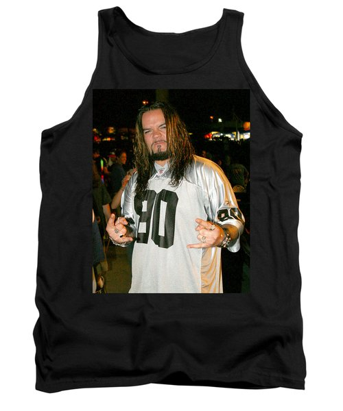 Tank Top featuring the photograph Josey Scott by Don Olea