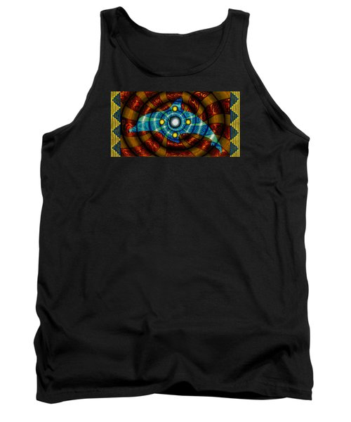 Journey To The Center Tank Top