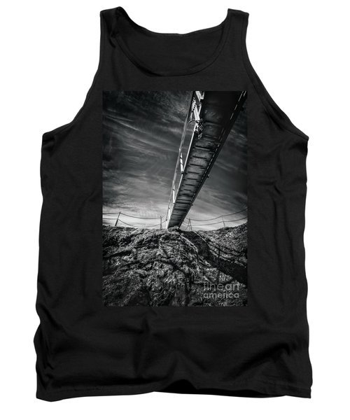 Journey To The Centre Of The Earth Tank Top