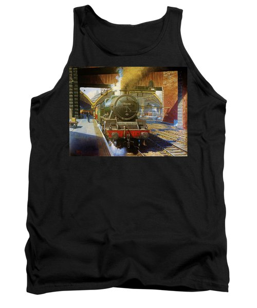 Jubilee 4.6.0 At Liverpool Lime Street. Tank Top