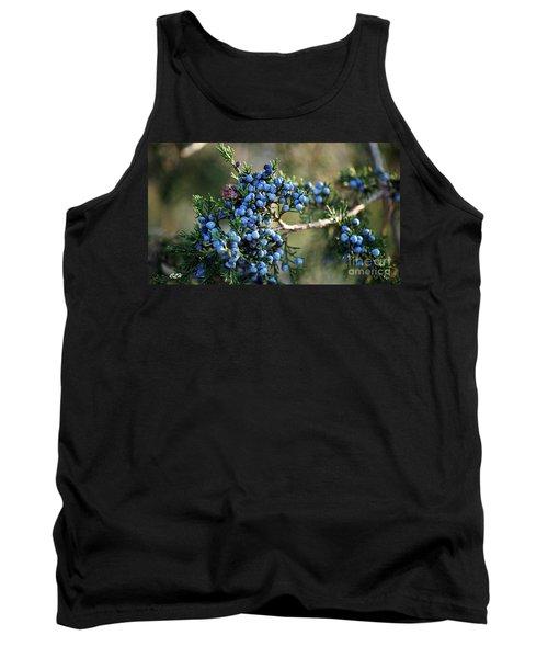 Juniper Berries Tank Top