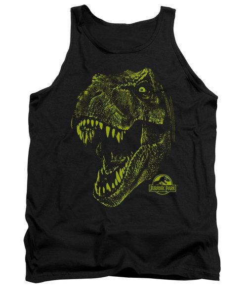 Jurassic Park - Rex Mount Tank Top by Brand A