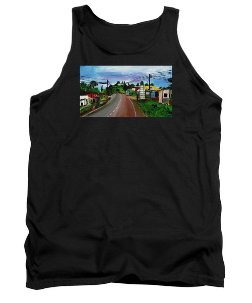 Kaihura Trading Center Tank Top