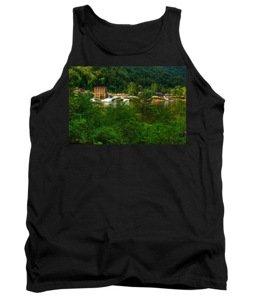 Kanawha Falls Tank Top by Dave Files
