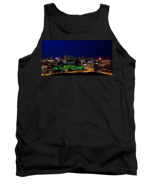 Kansas City Skyline Tank Top