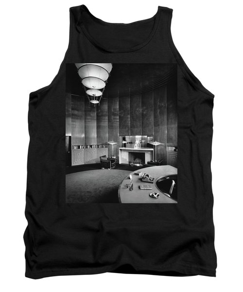 Katharine Brush's Study Tank Top