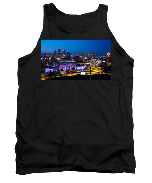 Kcmo Union Station Tank Top