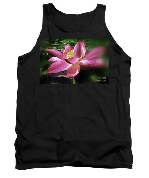 Tank Top featuring the photograph Kenilworth Garden Three by John S
