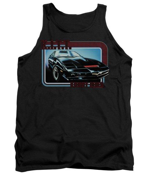 Knight Rider - Kitt Tank Top