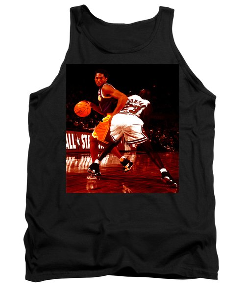 Kobe Spin Move Tank Top by Brian Reaves