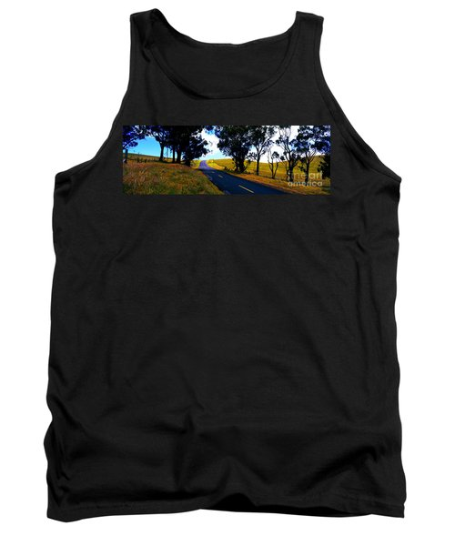 Kohala Mountain Road  Big Island Hawaii  Tank Top