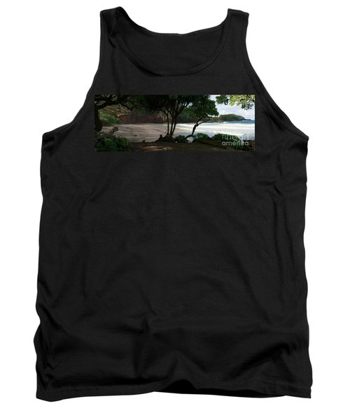 Koki Beach Hana Maui Hawaii Tank Top