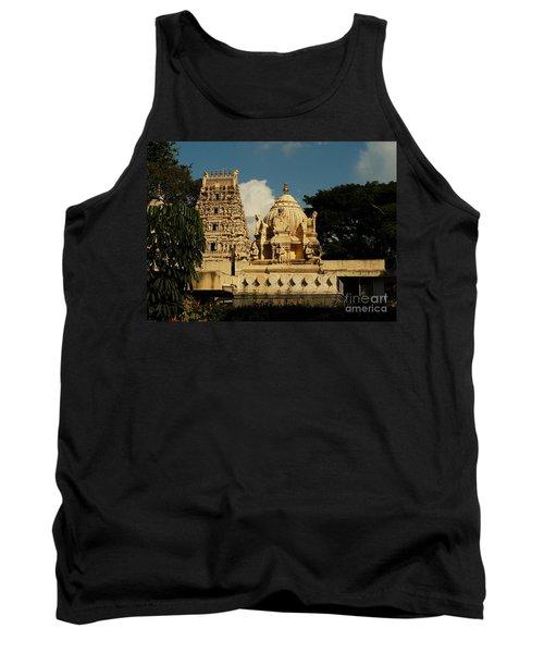 Kote Venkataramana Temple Tank Top by Mini Arora