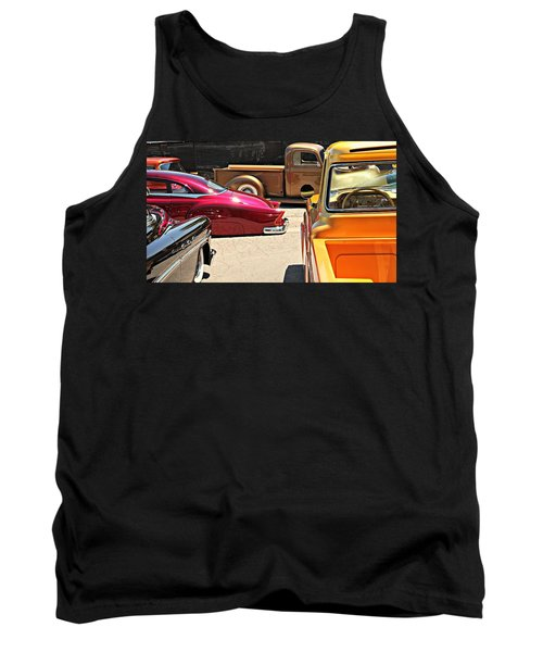 Kustom Kandy Tank Top
