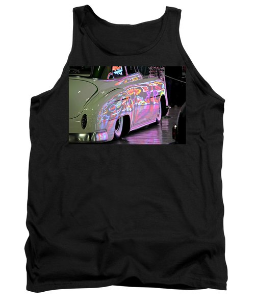 Kustom Neon Reflections Tank Top