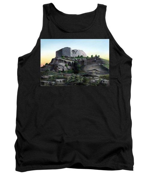 La Rocca De Monte Calvo Tank Top