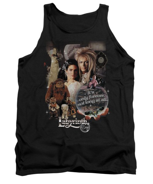 Labyrinth - 25 Years Of Magic Tank Top