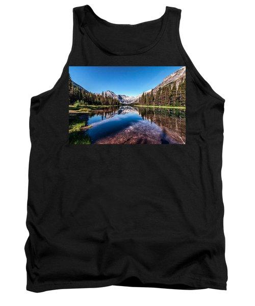 Lake Josephine Tank Top by Aaron Aldrich