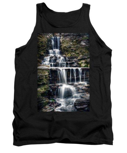 Lake Park Waterfall Tank Top