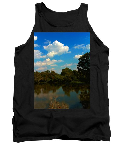 Lake Reflections Tank Top