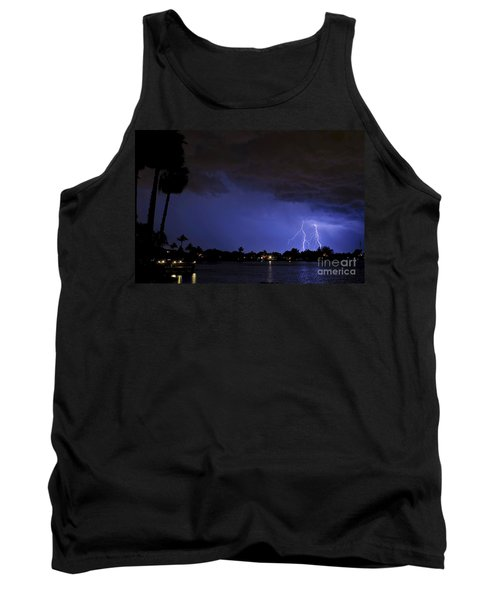 Lake Weatherly  Tank Top