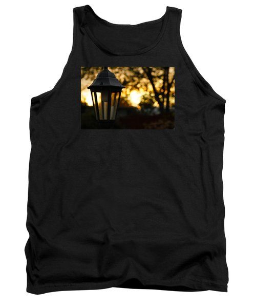 Lamplight Tank Top by Photographic Arts And Design Studio